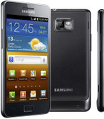 "samsung i9100 galaxy s ii black 16gb 8mp camera dual core 4.3"" android smartphone"
