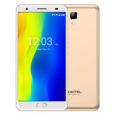 "oukitel k6000 plus 4gb 64gb gold octa core 5.5"" dual sim 16mp android smartphone"