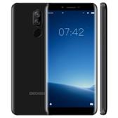 doogee x60l 2gb 16gb black quad core dual sim android 13mp 7.0 4g lte smartphone