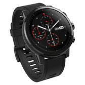 xiaomi huami amazfit stratos black waterproof touch screen gps wifi music watch