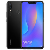 huawei nova 3i 4gb 128gb black cameras face fingerprint id octa core android lte