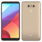 "lg g6 h873 gold 4gb 32gb quad core 5.7"" screen 13mp android 4g lte smartphone"