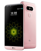 lg g5 h830 t-mobile unlocked 4gb 32gb pink dual cameras android 4g lte smartphone