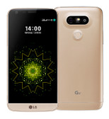 lg g5 h830 t-mobile unlocked 4gb 32gb gold dual cameras android 4g lte smartphone
