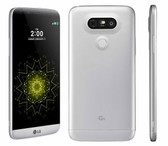 lg g5 h830 t-mobile unlocked 4gb 32gb silver dual cameras android 4g lte smartphone