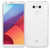 "lg g6 h871 at&t white 4gb 32gb quad core 5.7"" screen 13mp android 4g lte smartphone"