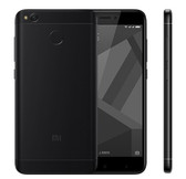 "xiaomi redmi 4x 4gb 64gb black octa core 5"" screen android 4g lte smartphone"