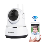 anpwoo guardian 2.0mp 1080p white cmos wifi ip camera motion detection night vision
