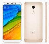 xiaomi redmi 5 plus 3gb 32gb gold fingerprint reader hdr octa core android lte 4g