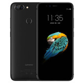 lenovo s5 k520 3gb 32gb black face fingerprint id 5.7 inch android lte le voice