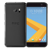 "htc 10 4gb 32gb grey 12mp camera 5.2"" screen android 6.0 4g lte smartphone"