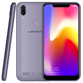 "leagoo m11 2gb 16gb grey rear fingerprint dual camera 5.18"" ips lte android mobile"