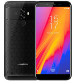 homtom s99 4gb 64gb black fingerprint id unlocking 21+2mp dual cameras android 4g