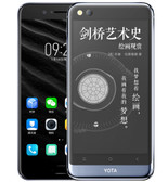 "yota 3 4gb 128gb blue 12mp camera 5.5""dual screen fingerprint android 7.1 lte 4g"