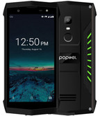 poptel p8 ip68 2gb 16gb green Fingerprint waterproof dustproof 8.0 mp android lte