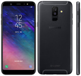 "samsung galaxy a9 star lite a6+ a6050 black 4gb 64gb face id 16.0mp 6.0"" android 8 lte"