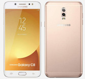 samsung galaxy c8 sm-c7100 3gb 32gb gold face id 5.5 inch 13mp android lte gps