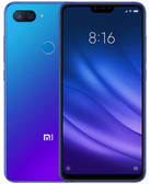 "xiaomi mi 8 lite 4gb 64gb blue 24mp selfie camera fingerprint 6.29"" fhd android"