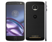 "motorola moto z xt1650 4gb 64gb black 13mp fingerprint 5.5"" quad core android lte"
