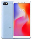 xiaomi redmi 6a 3gb 32gb blue panorama 13mp hdr 5.45 inch miui 9.0 android 4g lte gps
