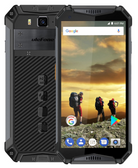 "ulefone armor 3 4gb 64gb black waterproof dustproof shockproof face id 5.7"" android"