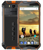 "ulefone armor 3 4gb 64gb orange waterproof dustproof shockproof face id 5.7"" android"