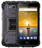 "ulefone armor 2 6gb 64gb grey fingerprint id 16mp led shockproof 5.0"" android 4g"