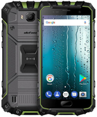 "ulefone armor 2 6gb 64gb green fingerprint id 16mp led shockproof 5.0"" android 4g"