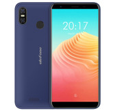 "ulefone s9 pro 2gb 16gb blue dual cameras fingerprint face unlock 5.5"" android 4g lte"