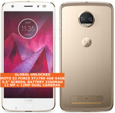 motorola moto z2 force xt1789 4gb 64gb gold octa core 12mp dual sim android lte