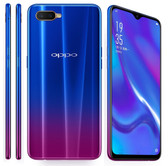 "oppo k1 4gb 64gb blue selfie 25mp fingerprint id octa core 6.4"" oled android 8 4g lte"