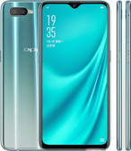 "oppo k1 6gb 64gb silver green selfie 25mp fingerprint id octa core 6.4"" oled android 8 4g lte"