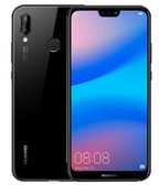 "huawei p20 lite 4gb 64gb black selfie 24mp fingerprint octa core 5.84"" android 8 4g"
