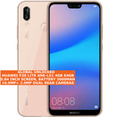 "huawei p20 lite ane-lx1 global version 4gb 64gb 16mp 5.84"" android lte 4g pink"