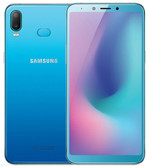 samsung galaxy a6s g6200 6gb 128gb blue camera 12mp fingerprint octa core android lte