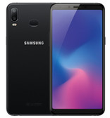 samsung galaxy a6s g6200 6gb 128gb black camera 12mp fingerprint octa core android lte