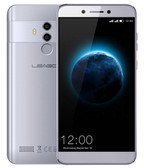 leagoo t8s 4gb 32gb grey mt6750t octa core 13mp fingerprint android smartphone