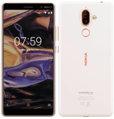 "nokia 7 plus 4gb 64gb white 13mp fingerprint octa core 6.0"" android 8 smartphone"