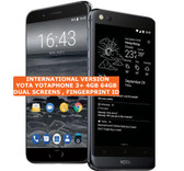 "yota yotaphone 3+ 4gb 64gb 12mp fingerprint 5.5"" dual screen android smartphone"