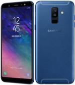 "samsung galaxy a9 star lite a6+ a6050 blue 4gb 64gb face id 16.0mp 6.0"" android 8 lte"