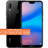 "huawei p20 lite ane-lx1 global version 4gb 64gb 16mp 5.84"" android lte 4g black"