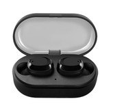 tws wireless earphone stereo earbud waterproof bluetooth 5.0 headset microphone