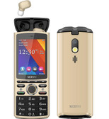 servo r25 64mb ram 64mb rom gold bluetooth tws rear camera dual sim gsm cell phone