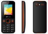 servo v8240 orange single core camera dual sim vibration english keyboard cell phone 2g