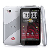 htc sensation xe 4gb white unlocked dual core 4.3 screen 8mp android smartphone