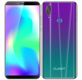 "cubot x19 4gb 64gb octa core twilight 16mp face id 5.93"" fhd android 8.0 lte smartphone"
