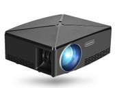 aun mini c80 black wifi bluetooth optional hdmi led hd beamer cinema projector