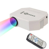 uc30 video white games tv movie hdmi vga av earphone home theater mini projector