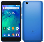 """xiaomi redmi go blue 1gb 8gb quad core 8.0mp camera 5.0"""" android oreo smartphone 4g"""