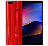 "kxd el y30 3gb 32gb red octa core 13mp fingerprint id 6.0"" hd android 8.0 smartphone"